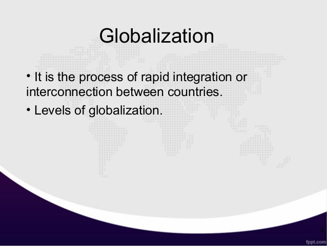 globalization and its impacts Arguably, the scarcity of quantitative data amenable to statistical analysis relates to the difficulty in quantifying the complex, multi-faceted nature of globalization economists were among the first to try to quantify the different components of globalization in their attempt to assess its impact on economic growth (dollar and.