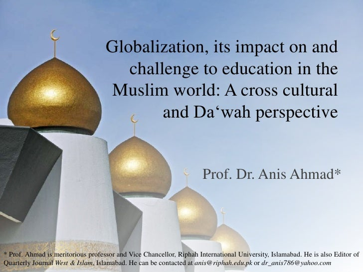 globalization and its affects Globalization and its impacts on the world economic development muhammad akram ch(1), (2)muhammad asim faheem , muhammad khyzer bin dost(2), iqra abdullah (3)  as mentioned above that the major effect of globalization is in the shape of expansion of trade and investment.