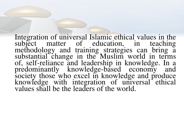 islamic effects on the world Islamic world contributions to medieval europe a christian and a the effects of avicennism in were later submerged by the much more influential averroism.