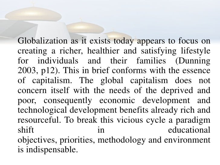 the impact of globalization on todays socities The positive and negative impacts of globalization globalization has massive impacts on our economy and society at large  today, i can get a similar.