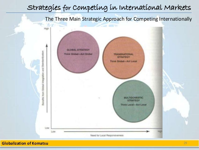 strategic approach to entering a new international market International strategies for entering a foreign market_销售/营销_经管营销_专业资料。+ by: 驻马店市龙华牧业 garrey yang international strategies for entering a foreign market international + by: 驻马店市龙华牧业 garrey yang international strategies for entering a foreign.
