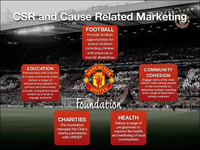 manchester united case study For almost three decades, sir alex ferguson has developed the manchester united soccer club into one of the most recognized sports brands in the world professor anita elberse discusses the.