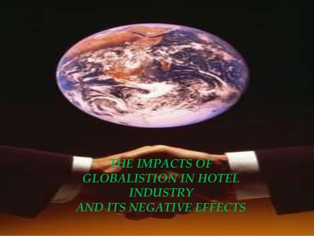 impact of tourism on hotel industry