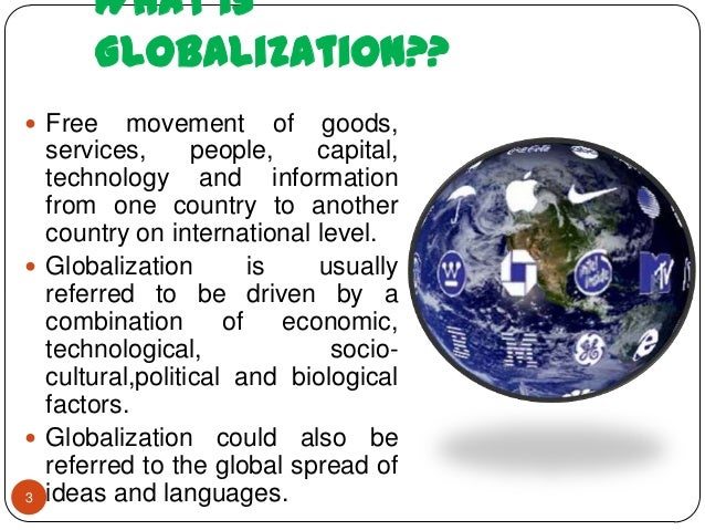 How Globalization & Technology Change Business