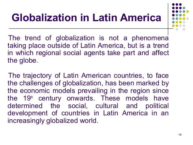 Latin America in the New Global Capitalism