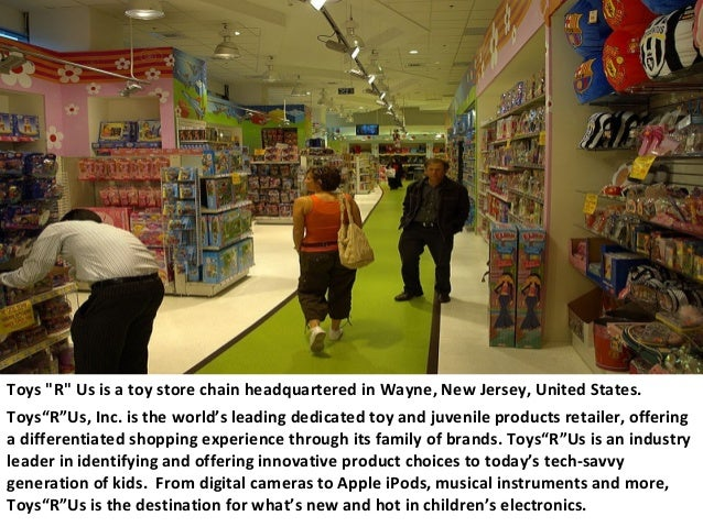Globalization With Toys R Us