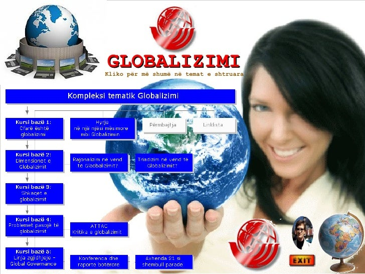 GLOBALIZIMIKliko për më shumë në temat e shtruara                                         [Kreu i faqes]