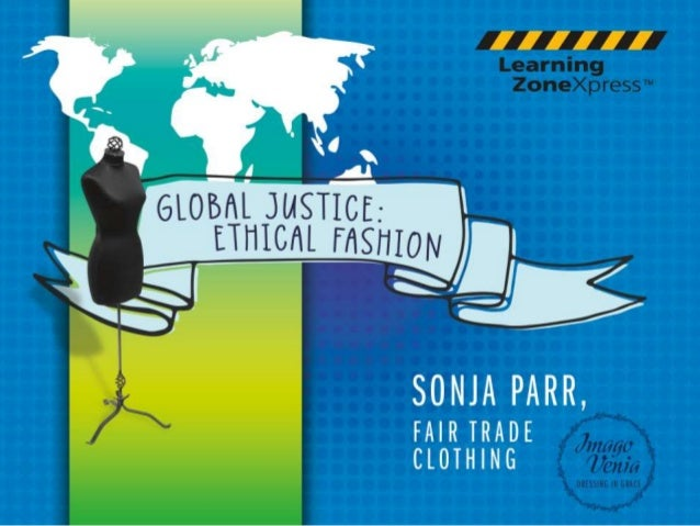 Goals for our students: • Understand global citizenship as consumers of fashion • Empower ways of change • Offer STEM less...