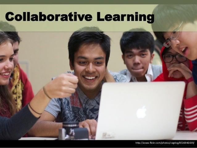 Collabora/ve  Learning:  Holis/c  and  'Flat'   Global  Project  Design   Blended   Learning    Cultur...