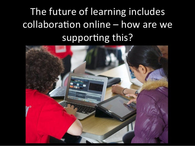 The 3 min Conversation What is collaboration? What is 'global' collaboration? Do you agree with Edgar – 'flat' learning ma...