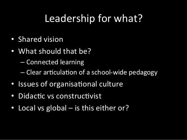 Teacherpreneur  Leadership    A  teacher  gets  an   idea  for  learning    Fosters  excitement   am...