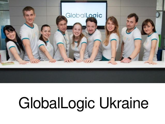 Global Logic Introductory Presentation (2015)