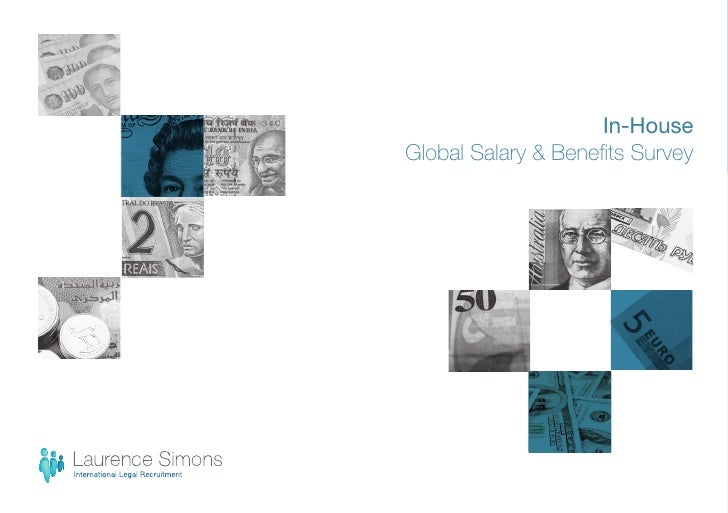 In-House Global Salary & Benefits Survey                                      www.laurencesimons.com                       ...