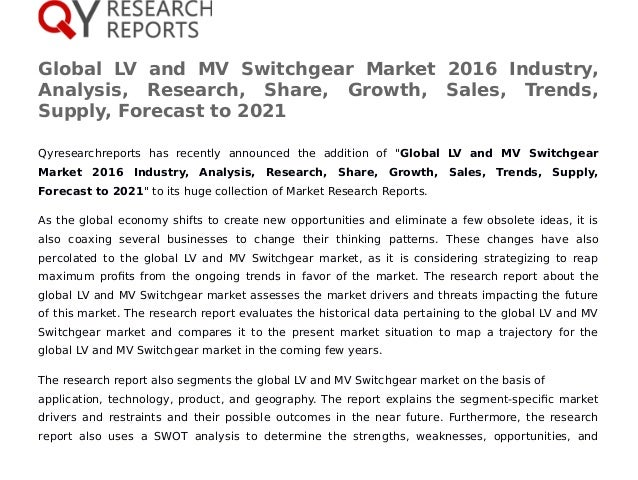 lv and mv switchgear market in Low voltage switchgear market valued over usd 11 billion for 2016 and is set to surpass 16 million annual installation units by 2024 with expansion of micro grid networks, globally.