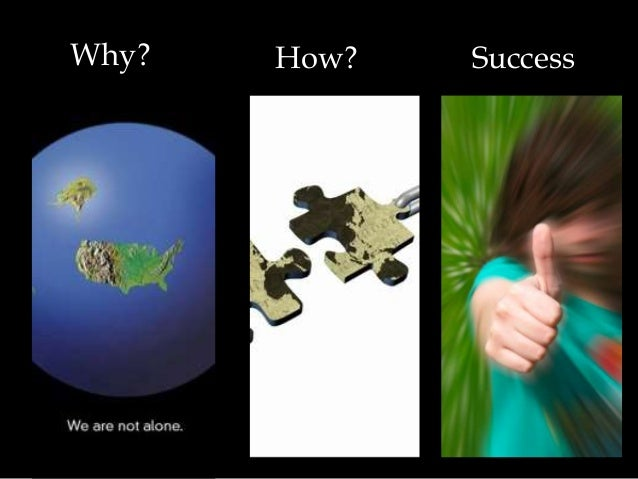 Why? How? Success