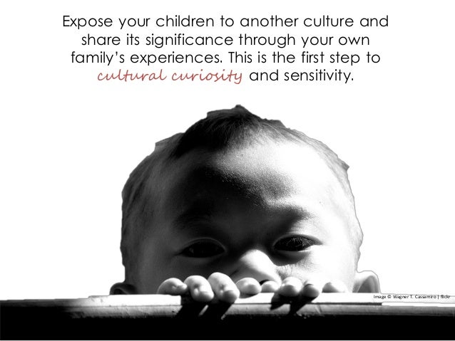 Expose your children to another culture and share its significance through your own family's experiences. This is the firs...