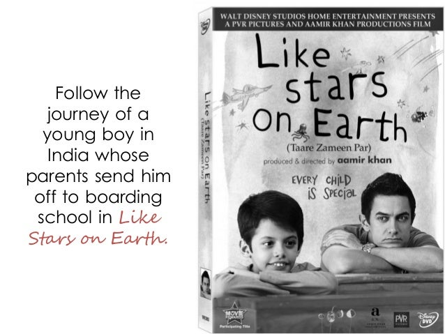 Follow the journey of a young boy in India whose parents send him off to boarding school in Like Stars on Earth.