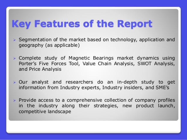A research report on industrial sector and technology
