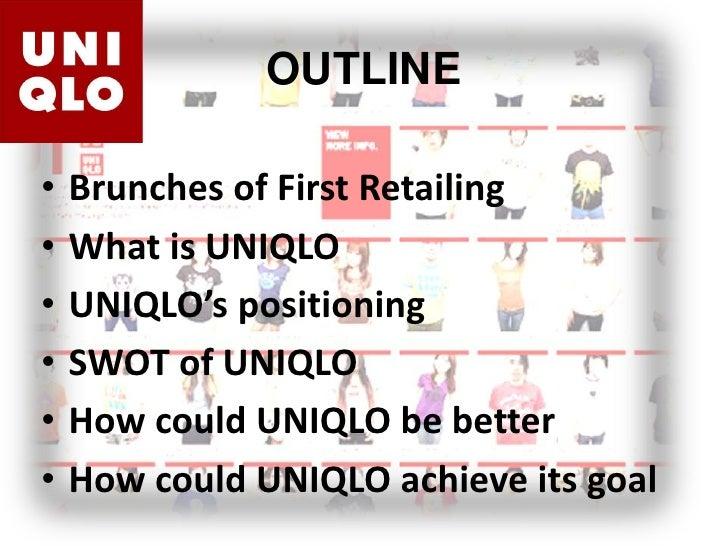 uniqlo vrio 2009年1月20日 架構20:vrio分析 制定策略時,從經濟的價值(value)、稀有性(rarity)、模仿困難度( inimitability)、組織能力(organization)的觀點,探索企業的內在.