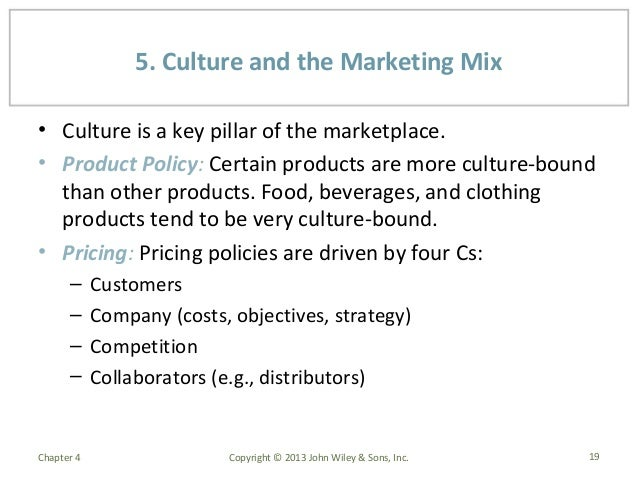 the impact of culture on marketing If your product is good and your marketing is sound, all of the purposes in this graphic should play out just fine but simply having a product and a marketing.