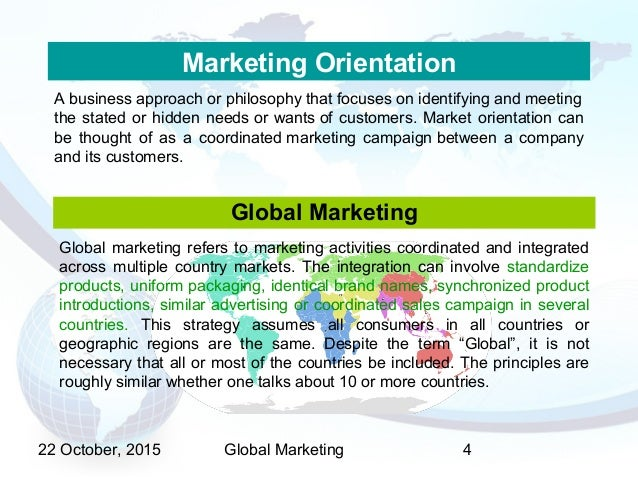 market orientation View market orientation research papers on academiaedu for free.