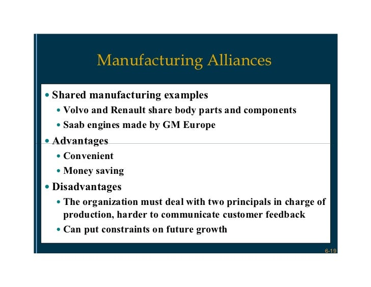 renault and volvo strategic alliance Research on strategic alliances tends to focus on their performance and outcome rather than the process that eventually leads to a particular outcome ie alliance success or alliance failure this study aims to identify factors that lead to an alliance breakup specifically, the volvo-renault alliance within the.