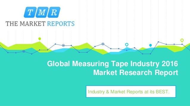 Best industry reports