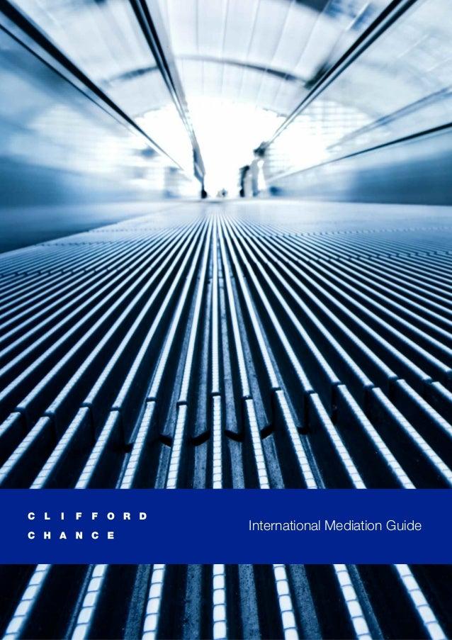 International Mediation Guide