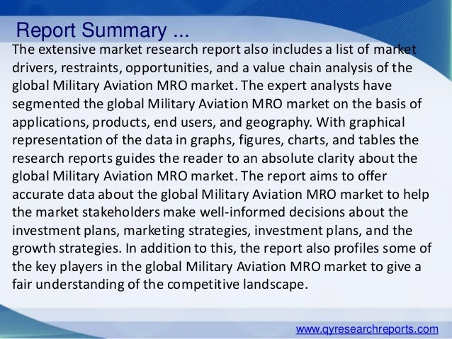 global commercial aircraft mro market Commercial aircraft maintenance, repair and overhaul (mro) market recent developments: nov 2017: global aviation services leader aar has announced that they have been selected by republic air inc for performing heavy maintenance checks on the company's fleet of 188 embraer 170/175 aircraft under a four-year agreement.