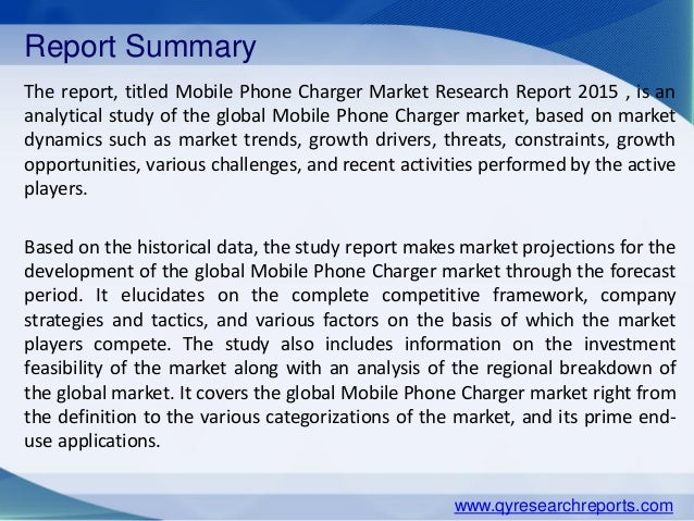 mobile phone charger competitive analysis Apple marketing analysis report: apple  get docx apple marketing analysis report: apple iphone case  apple has reinvented the mobile phone with its.