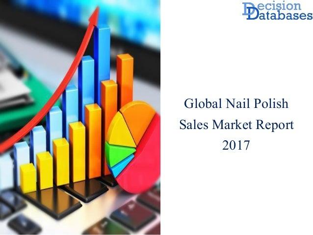 Global Nail Polish Sales Market Research Report Analysis 2017 2022