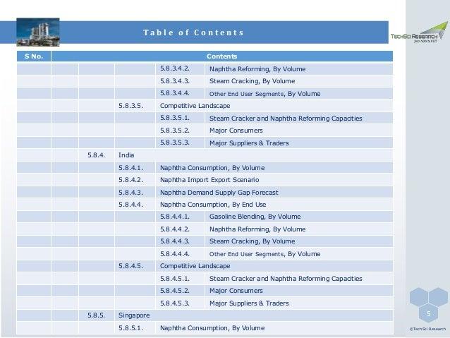 Global Naphtha Demand Supply Analysis Forecast 2026 - brochure