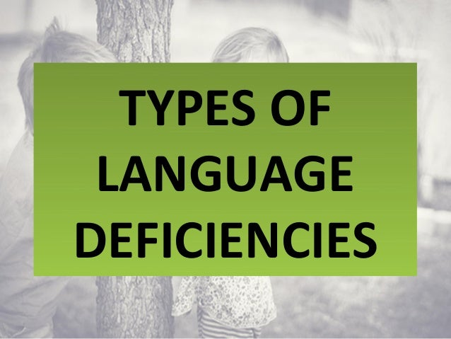 speech and language deficiency Answers to frequently asked questions on how to help children with communication disorders, particularly in regards to speaking, listening, reading, and writing related responsiveness to intervention: new roles for speech-language pathologists.