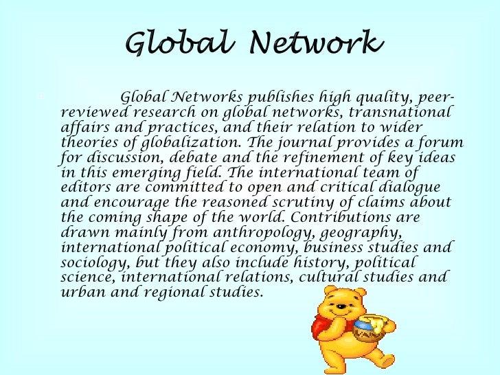 Global  network Slide 2