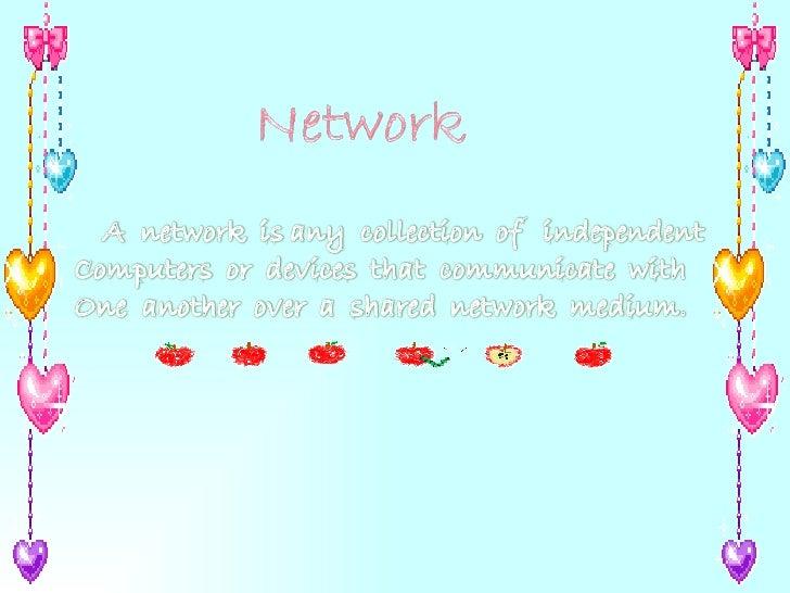 Global  network Slide 3