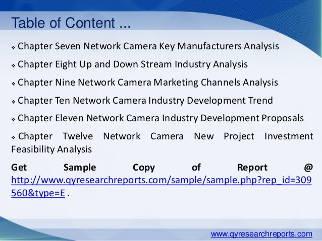 global network camera market Cameras & camera equipment audio  the global network traffic analysis market is accounted for $67652 million in 2017 and expected to grow at a cagr of 179% to.