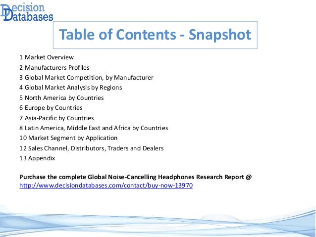 Global and China Earphone Industry Report, 2013-2014
