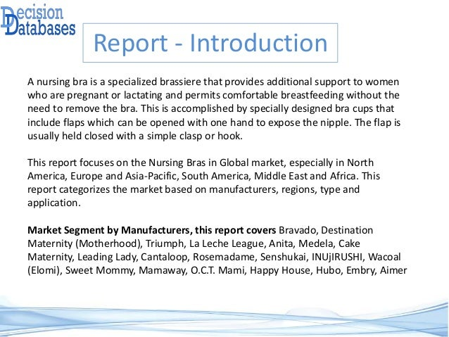 9b294c8a89f Report - Introduction  3. Report - Introduction A nursing bra ...