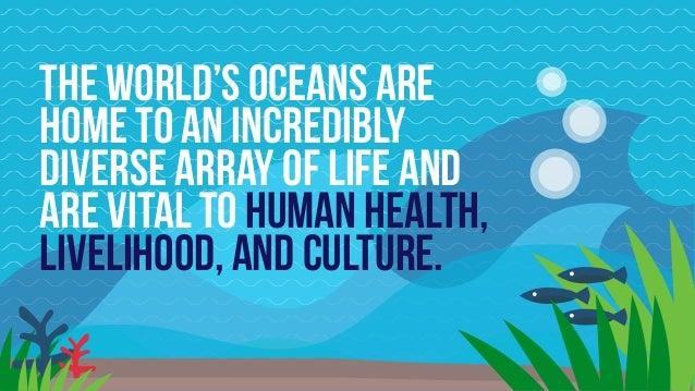 The Global Ocean Crisis Slide 2