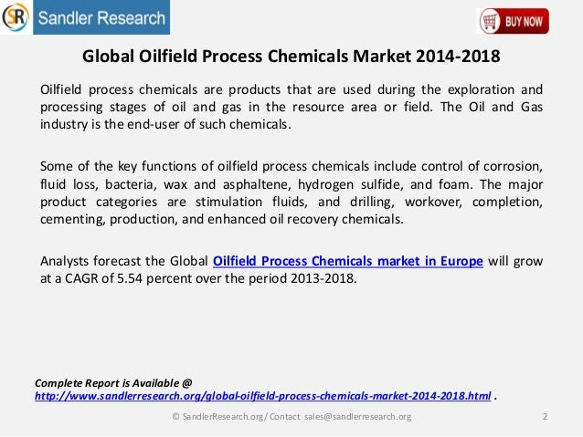 Global Oilfield Equipment Industry Research Report 2014