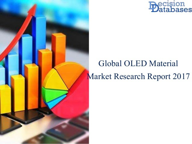 Worldwide Oled Material Industry Analysis And Revenue