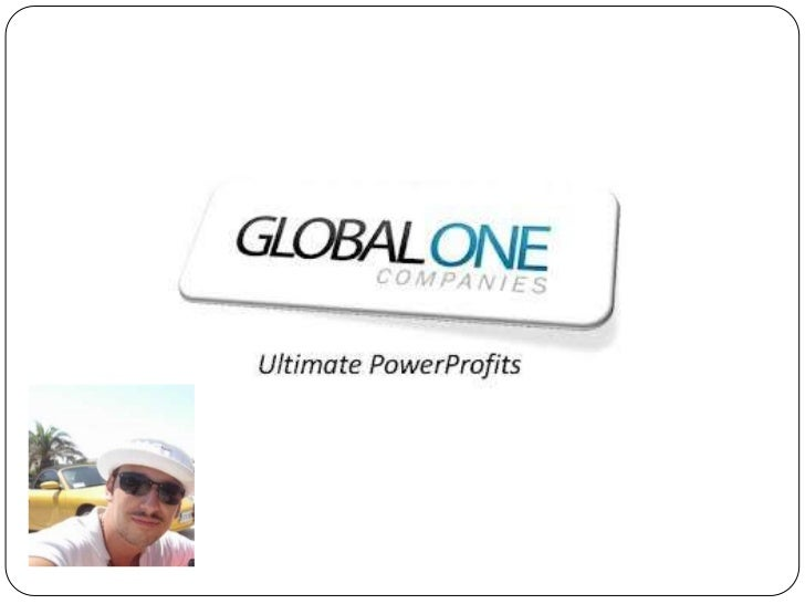 Global One English 24.08.2012