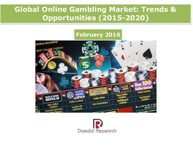 Global Online Gambling Market - Research and Markets