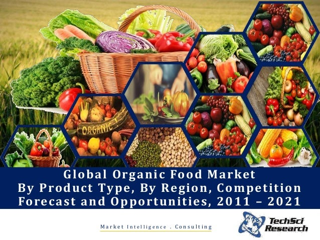 M a r k e t I n t e l l i g e n c e . C o n s u l t i n g Global Organic Food Market By Product Type, By Region, Competiti...