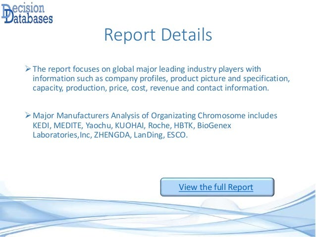 Report Details The report focuses on global major leading industry players with information such as company profiles, pro...