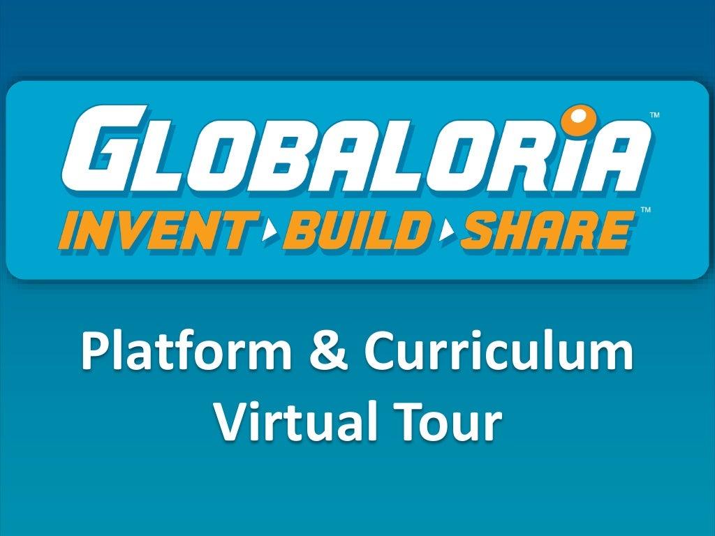 Globaloria Platform & Curriculum Virtual Tour
