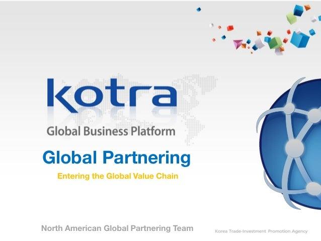 Kotra Global Partnering