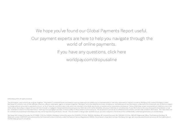 Worldpay Ap Limited Гјberweisung