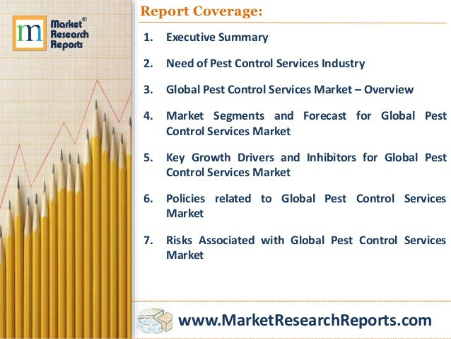 global pest control services market trends The us$ 16 bn global pest control services market is set to increase at over 5%  cagr in the next decade, according to a new market forecast.