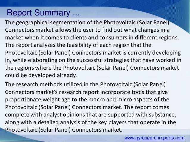 a comprehensive analysis of solar cells Comprehensive analysis of effect of accumulation of dust on a solar panel  focused on solar radiation analysis, efficient operating strategies, .